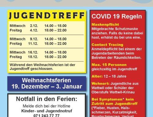 Monatsprogramm Dezember